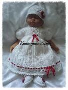Baby Dress Knitting Pattern
