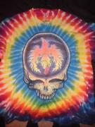Grateful Dead Tye Dye Shirt