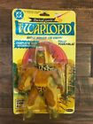 The Warlord Action Figures Remco