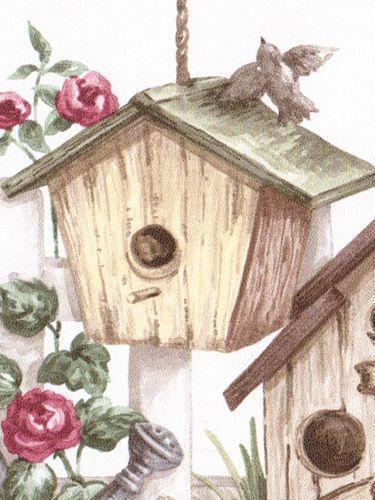 Birdhouse Curtains | eBay