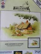 John Clayton Cross Stitch Kit