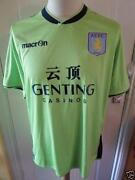 Aston Villa Away Shirt