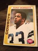 Tony Dorsett RC