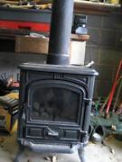 Gas Log Burner