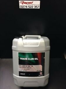 20ltr drum 10w40 engine oil genuine vauxhall semi for Motor oil by the drum
