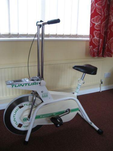 Tunturi Exercise Bike Ebay
