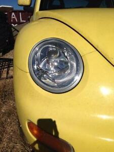 03 Vw Beetle Headlight