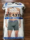 adidas 100% Cotton Boxer Brief Underwear for Men
