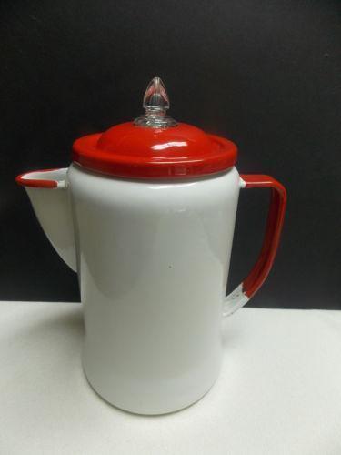 Enamelware Coffee Pot Ebay
