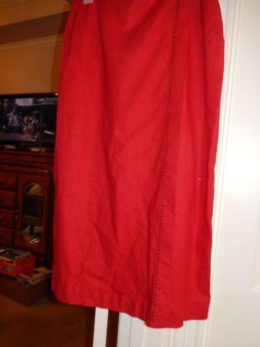 Linen Skirt Ebay