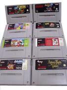 SNES Spielesammlung