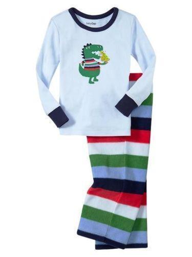 Boys Christmas Pajamas Size 14