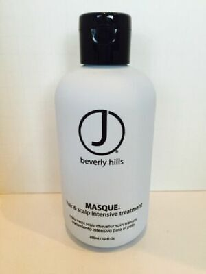SAME DAY SHIP J Beverly Hills Hair & Scalp Intensive Treatment Masque Mask -12oz Beverly Hills Masque