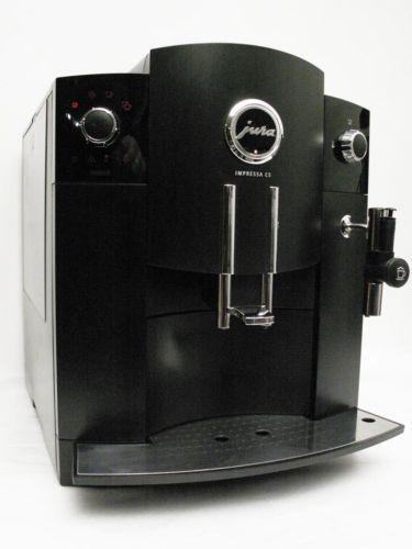 jura c5 kaffeevollautomaten ebay. Black Bedroom Furniture Sets. Home Design Ideas