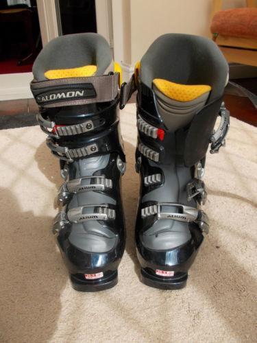 Salomon Evolution Ski Boots Ebay