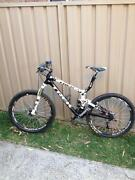 Carbon Fibre Mountain Bike
