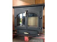 clearview 750 woodburning stove