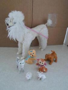 Barbie Pets Dogs Cats Ebay