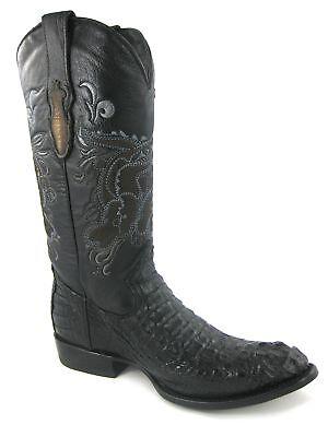 Herren Western Cowboystiefel Krokodil Rückenleder Kaiman Cuadra 2C01FL - Krokodil Cowboy Stiefel