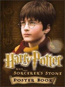 Harry-Potter-amp-The-Sorcerer-039-s-Stone-Poster-Book-WD44369
