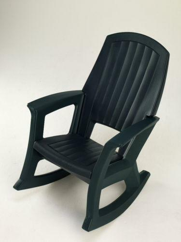 Outdoor Plastic Chairs Ebay