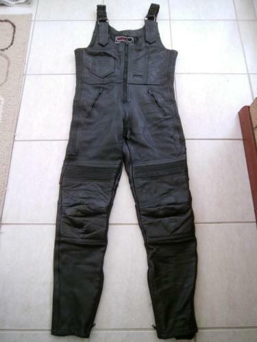 Leather Salopettes Ebay