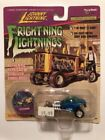 Johnny Lightning Johnny Lightning Fright'ning Lightnings Contemporary Manufacture Diecast Ambulances
