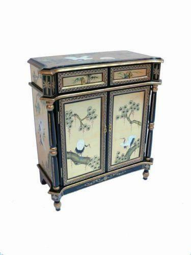 chinese lacquer cabinet ebay