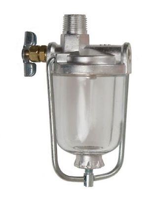 Sediment Bowl Fuel Filter Allis Chalmers 170 180 D-15 D-17 D-19 D-21 Tractor