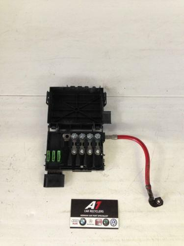 Fuse Box Golf Iv : Mk golf fuse box ebay