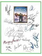 Princess Bride Signed