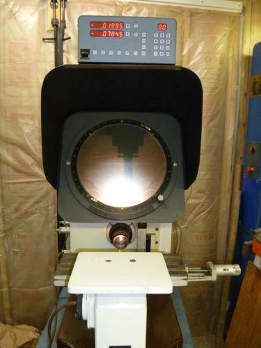 Optical Comparator Ebay