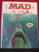 Mad Magazine Jaws