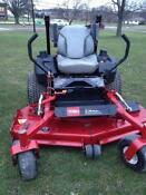 Toro Zero Turn Mower 60