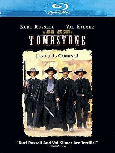 Tombstone [new Blu-ray] Ac-3/dolby Digital, Dolby, Digital Theater Sys