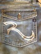 Mens Jeans 30x32 Boot Cut