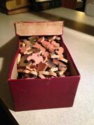 Antique Wooden Puzzle