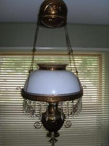 Parlor Lamp Ebay