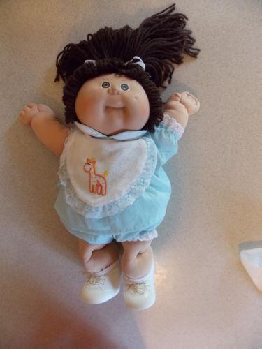 1985 Cabbage Patch Doll Ebay