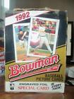 1992 Bowman Box