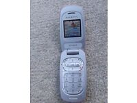 MOBILE PHONE ALCATEL One Touch OT-E227 HANDBOOK+ CHARGER >> COLLECTORS ITEM