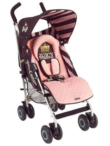 maclaren juicy couture stroller buggies ebay