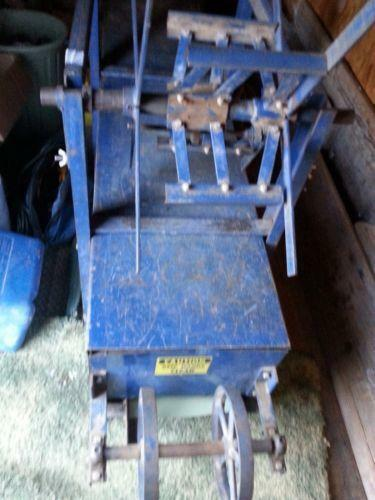 Gutter Machine Ebay