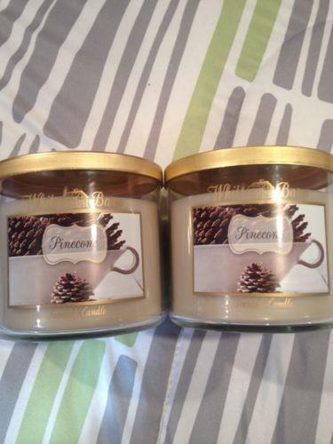 Rare Bath And Body Works Candles Ebay