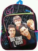 Big Time Rush Backpack