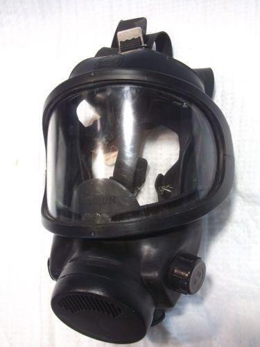 Msa Gas Mask Ebay
