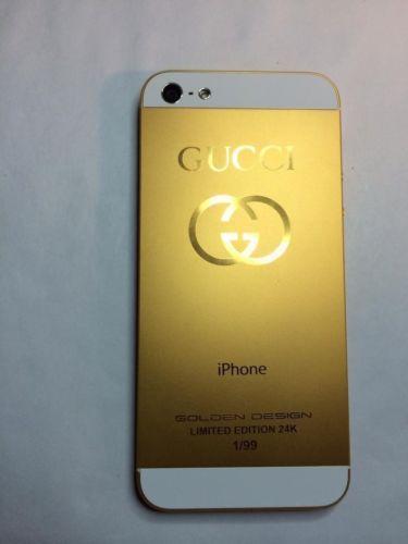 iphone 5 24 carat gold case