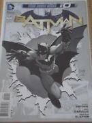 Batman New 52 1st Print