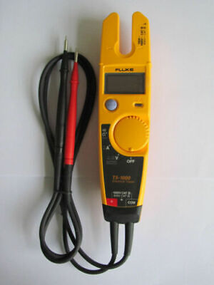 Fluke T5-1000 1000 Voltage Current Electrical Tester Multimeter With Tp4 Probe
