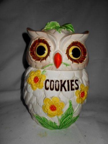 1950'S Cookie Jars Adorable Japan Cookie Jar EBay